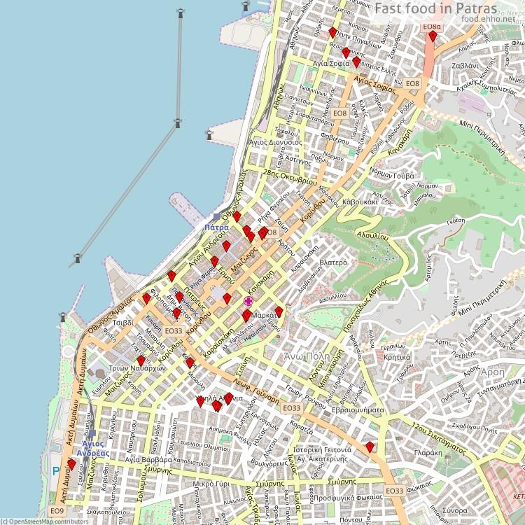 Goodys Patra Map